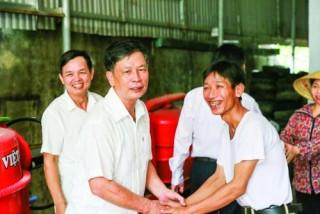QTDND Quảng Trạch: Lấy niềm tin nuôi dưỡng niềm tin
