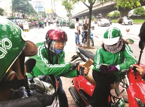 TP.Hồ Chí Minh: Kết nối GrabBike với xe buýt