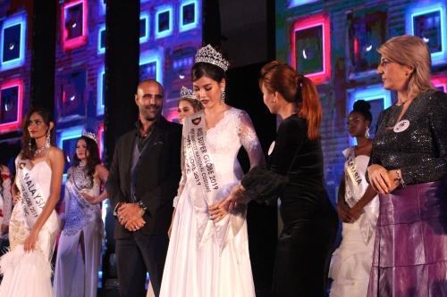 Hoàng Thị Kỳ Duyên đăng quang Hoa hậu Siêu Hoàn Cầu 2019 tại Dubai