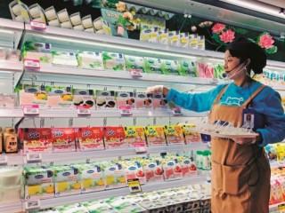 Sữa chua Vinamilk đã có mặt tại Trung Quốc
