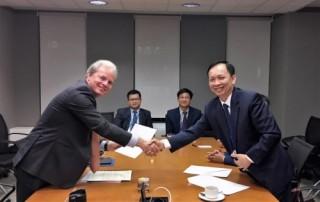 Phó Thống đốc Đào Minh Tú tiếp và làm việc với các Lãnh đạo cấp cao của WB
