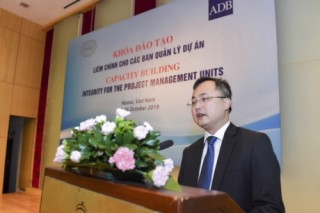 Khai giảng khóa đào tạo liêm chính và phòng chống tham nhũng trong các dự án do ADB tài trợ tại Việt Nam