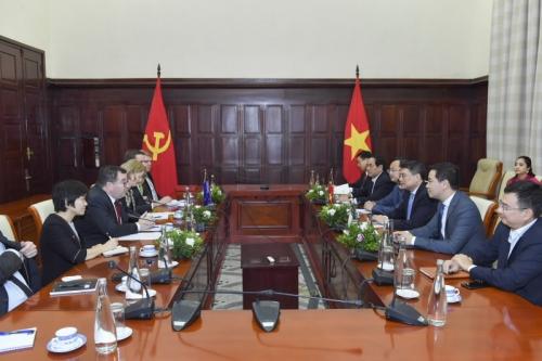 Các ngân hàng sẵn sàng phục vụ quan hệ thương mại và đầu tư Việt Nam - New Zealand
