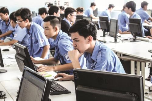 Doanh nghiệp ngoại nhắm đến nguồn nhân lực công nghệ thông tin Việt