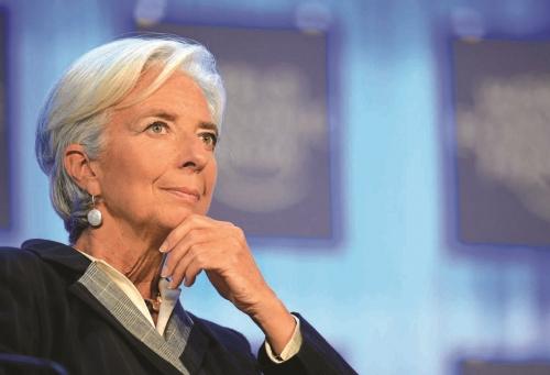"""Christine Lagarde - Người phụ nữ đầu tiên trên """"ghế nóng"""" của ECB"""