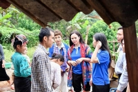 Quỹ Hành Trình Xanh tài trợ xây nhà tình thương tại tỉnh Sơn La
