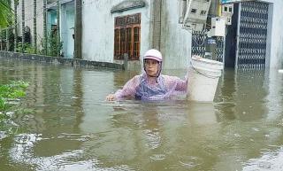 Mưa bão gây thiệt hại nặng đối với Đà Nẵng