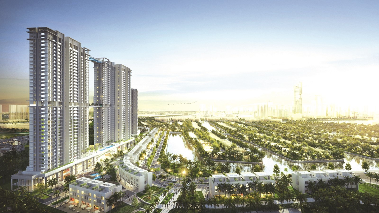 Chiến lược xây dựng thành phố thông minh