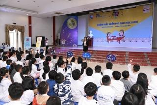 Prudential và Quỹ Bảo trợ trẻ em Việt Nam tiếp tục hành động vì ánh mắt trẻ thơ