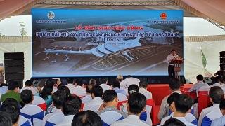 Bàn giao mặt bằng dự án sân bay quốc tế Long Thành giai đoạn 1
