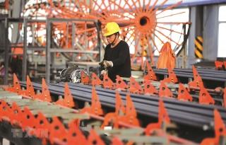 Kinh tế Trung Quốc tiếp tục tăng trưởng
