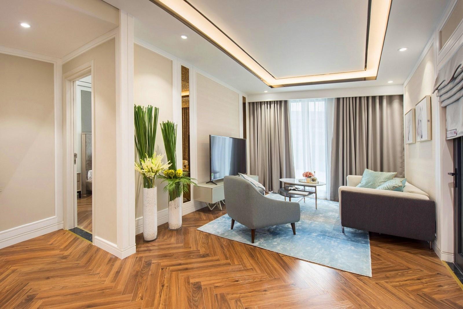 King Palace chính thức giới thiệu 'Bộ sưu tập căn hộ hoàng đế'