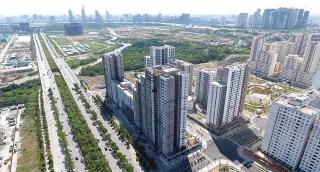 Căn hộ, biệt thự tại khu vực Thủ Thiêm có giá đắt bậc nhất tại TP.  Hồ Chí Minh