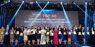 OCB vào Top 50 thương hiệu nhà tuyển dụng hấp dẫn 2020