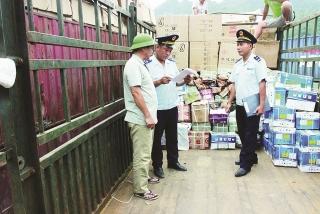 Lạng Sơn: Chung tay chống buôn lậu, gian lận thương mại