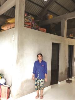 """Nhà ở phòng, tránh lũ: """"Chỗ dựa"""" an toàn cho người dân mùa mưa bão"""