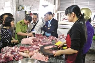 TP.HCM tăng cường kiểm tra an toàn thực phẩm