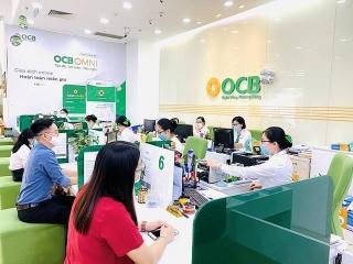 OCB duy trì tốc độ tăng trưởng ấn tượng
