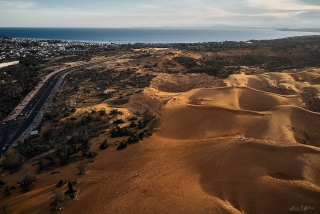 Khởi động giải chạy Mũi Né Dunes Marathon 2020