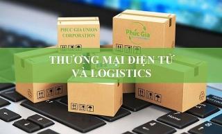 Thương mại điện tử: Đòn bẩy tăng trưởng cho ngành logistics