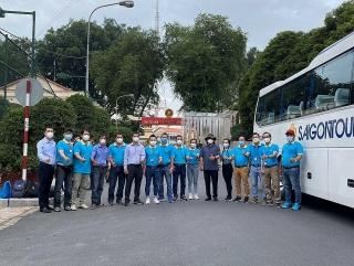 Lữ hành Saigontourist tặng miễn phí bảo hiểm COVID cho khách du lịch
