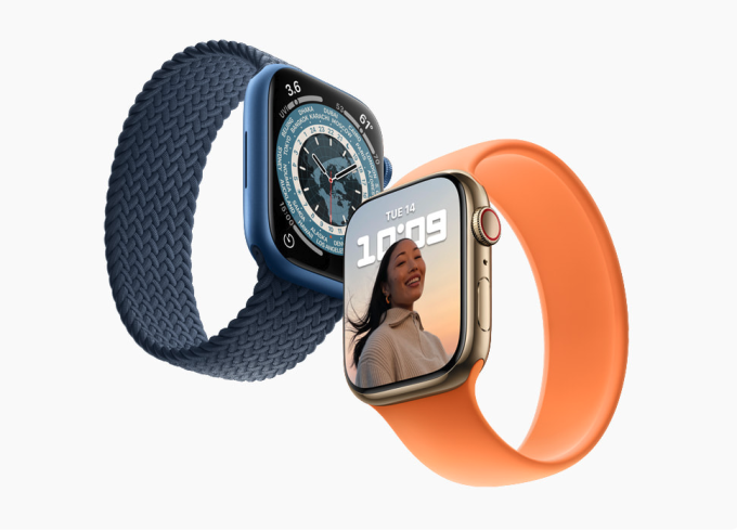 Apple cho đặt Watch series 7 từ 8/10