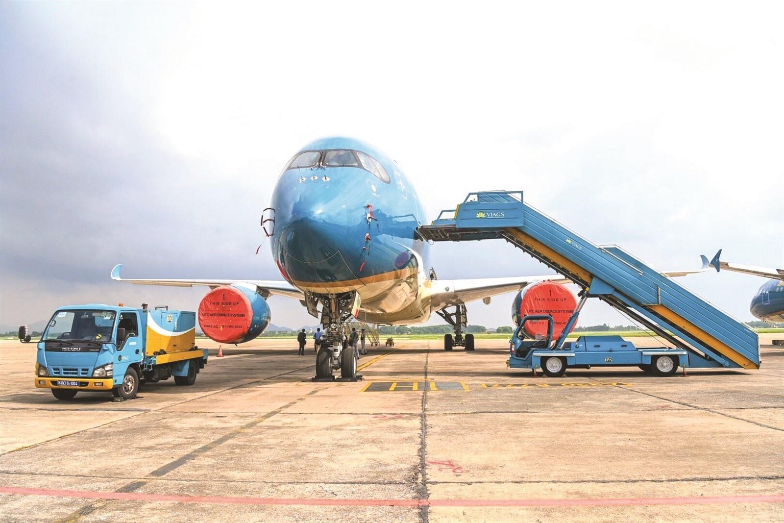 vietnam airlines da san sang hoat dong tro lai