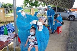 Ngày 10/10, Việt Nam ghi nhận thêm 3.528 ca mắc mới COVID-19