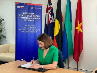 Australia và Nhóm WB hỗ trợ Việt Nam thúc đẩy chương trình phát triển