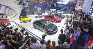 Dừng triển lãm Vietnam Motor Show 2021, sẽ trở lại vào năm2022