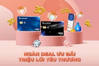 Sacombank triển khai nhiều ưu đãi nhân dịp ngày Phụ nữ Việt Nam