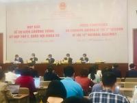 Ngày mai, khai mạc Kỳ họp thứ 2, Quốc hội khóa XV