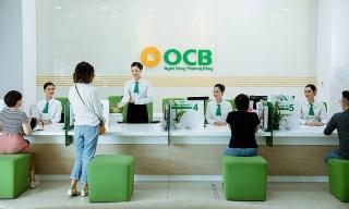OCB giữ vững đà tăng trưởng, đồng hành cùng khách hàng