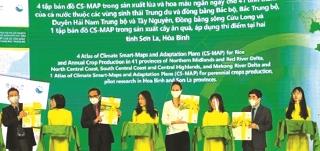 CS-MAP hỗ trợ thích ứng biến đổi khí hậu