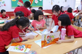 Triển khai năm thứ 3 chương trình Quản lý tài chính Cha-Ching cho trẻ em tiểu học