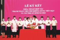 Agribank Chi nhánh Lào Cai II: Dấu ấn trong công tác an sinh xã hội