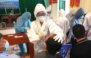 Ngày 26/10, Việt Nam ghi nhận 3.595 ca mắc mới COVID-19
