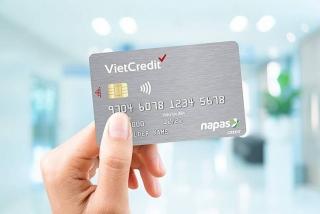 Mở thẻ VietCredit tặng voucher mua sắm