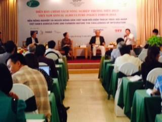 Nông nghiệp và nông dân Việt Nam trước thách thức hội nhập