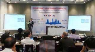 Doanh nghiệp Pháp đến Việt Nam tìm cơ hội đầu tư hạ tầng