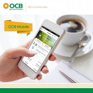 Hoàn 50% cho chủ thẻ OCB sử dụng Momo