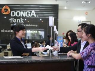 DongA Bank được cấp tín dụng dưới hình thức bảo lãnh ngân hàng