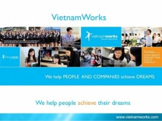 Vietcombank cảnh báo khách hàng sau vụ Vietnamworks bị hacker tấn công