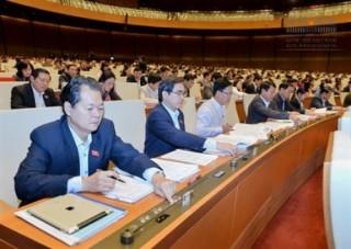 Quốc hội thông qua Nghị quyết về phân bổ ngân sách trung ương năm 2017