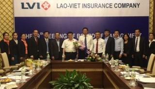 LVI giới thiệu Chủ tịch Hội đồng quản trị mới