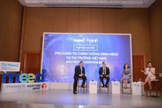 Maritime Bank hợp tác với Meed giới thiệu gói giải pháp tài chính thông minh
