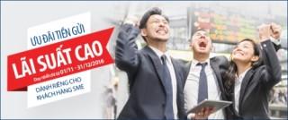 Viet Capital Bank ưu đãi thêm lãi suất đến 0,1%/năm cho DNNVV