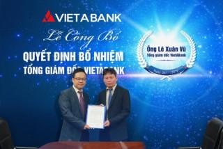 Chính thức bổ nhiệm Tổng giám đốc VietABank