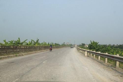 Phê duyệt chỉ giới đường đỏ tuyến đường dài 2,1km thuộc huyện Ứng Hòa