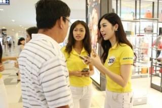 Nam A Bank đồng hành cùng Hoa hậu Hoàn vũ Việt Nam 2017